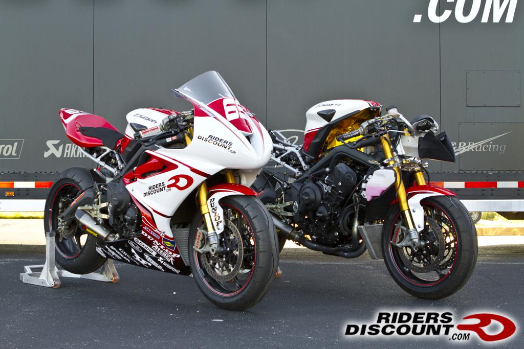 2014 Triumph Daytona 675r Dsb Racebikes For Sale