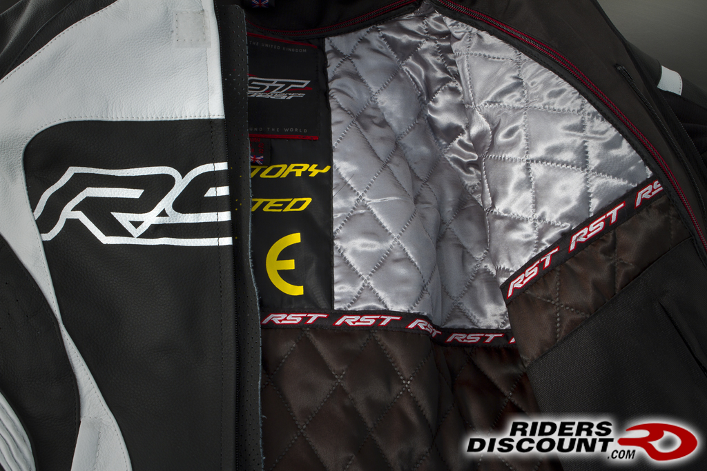 Can am leather jacket