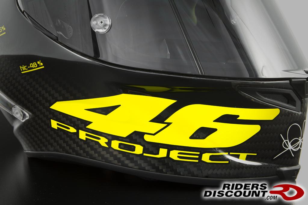 Agv Pista Gp Project 46 Carbon Helmet 13x Forums