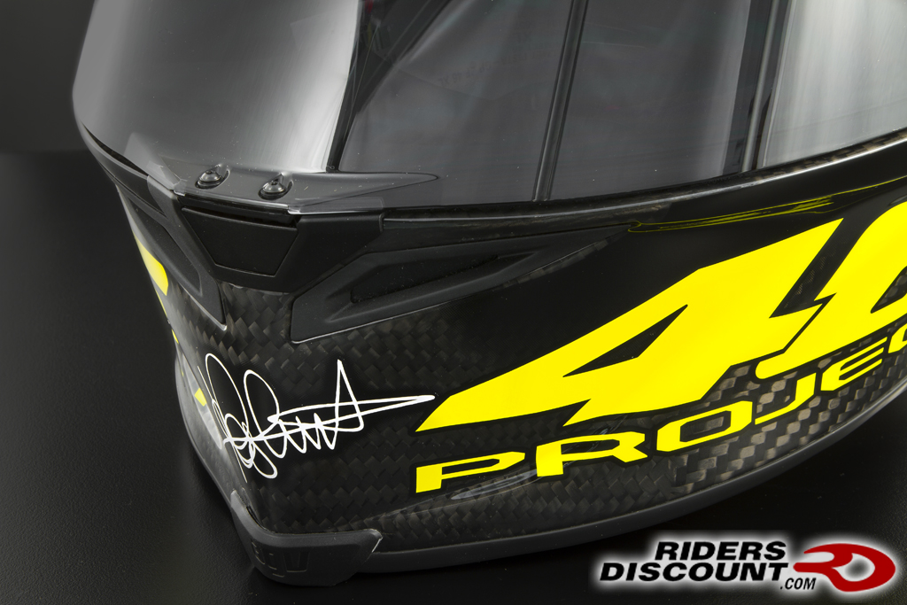 agv pista gp project 46 carbon helmet zx forums. Black Bedroom Furniture Sets. Home Design Ideas