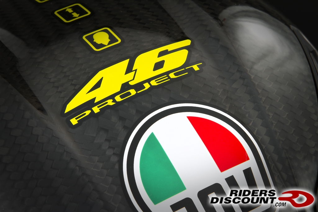 Agv Pista Gp Project 46 Carbon Helmet Ninja H2