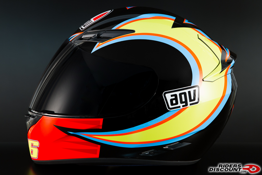 agv k3 rossi icon 46 replica helmets zx forums. Black Bedroom Furniture Sets. Home Design Ideas