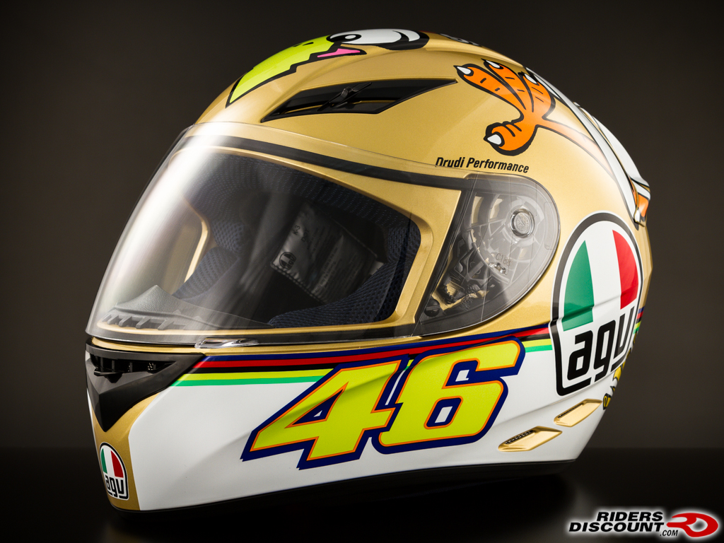 agv k3 valentino rossi helmets stromtrooper forum. Black Bedroom Furniture Sets. Home Design Ideas