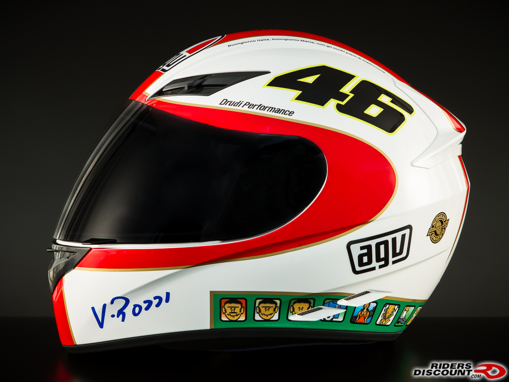 agv k3 valentino rossi helmets page 2 honda grom forum. Black Bedroom Furniture Sets. Home Design Ideas