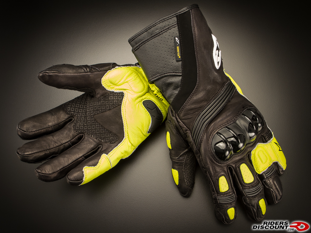 Xtrafit motorcycle gloves - This Image Has Been Resized Click This Bar To View The Full Image