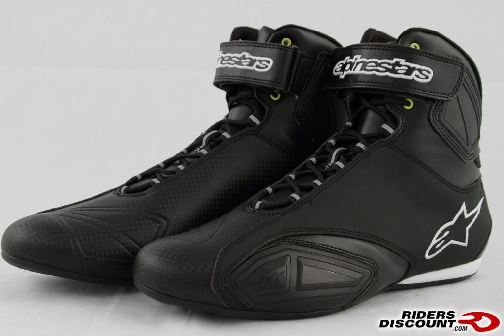 Alpinestars Fastlane Shoe Black