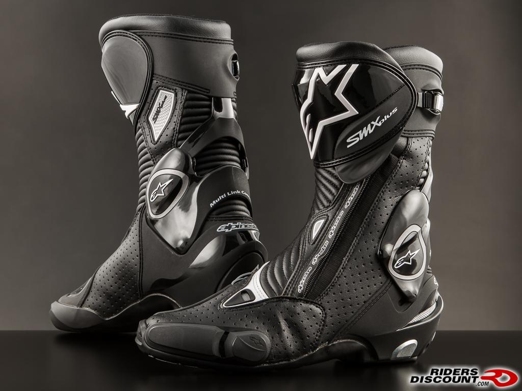 alpinestars smx plus boots updated for 2013 kawasaki zx. Black Bedroom Furniture Sets. Home Design Ideas