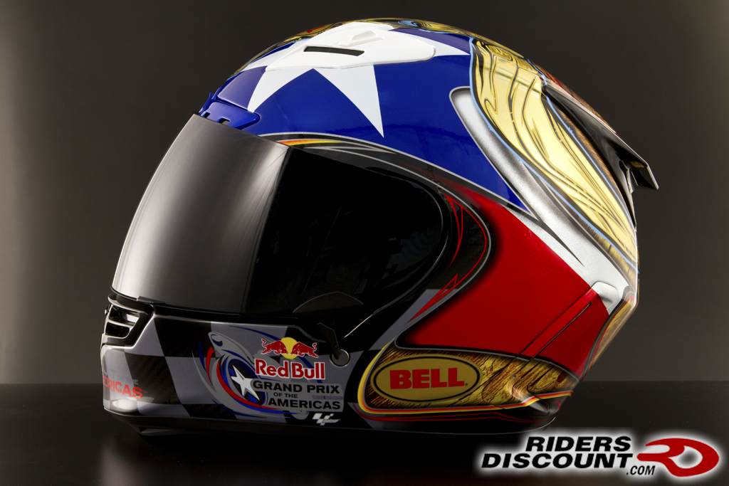 Motorcycle Lone Star Bell