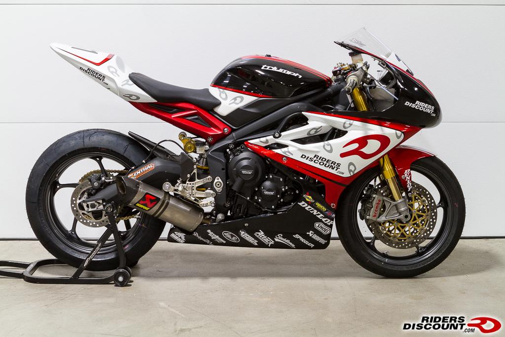2013 triumph 675r dsb racebike - triumph675 forums