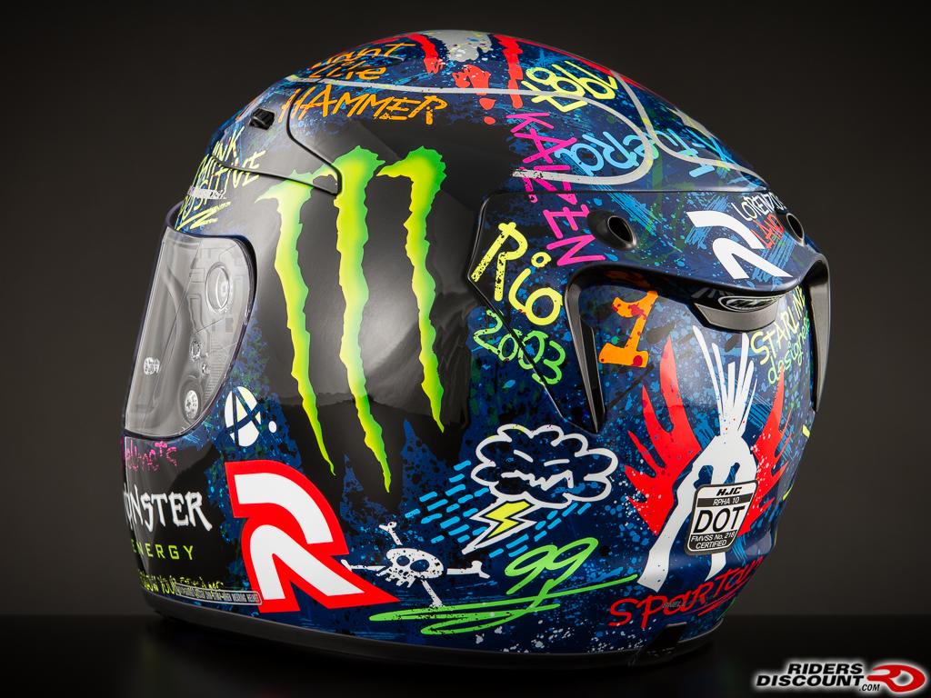 Hjc Rpha 11 >> HJC RPHA-10 Lorenzo Graffiti Helmet - KawiForums - Kawasaki Motorcycle Forums