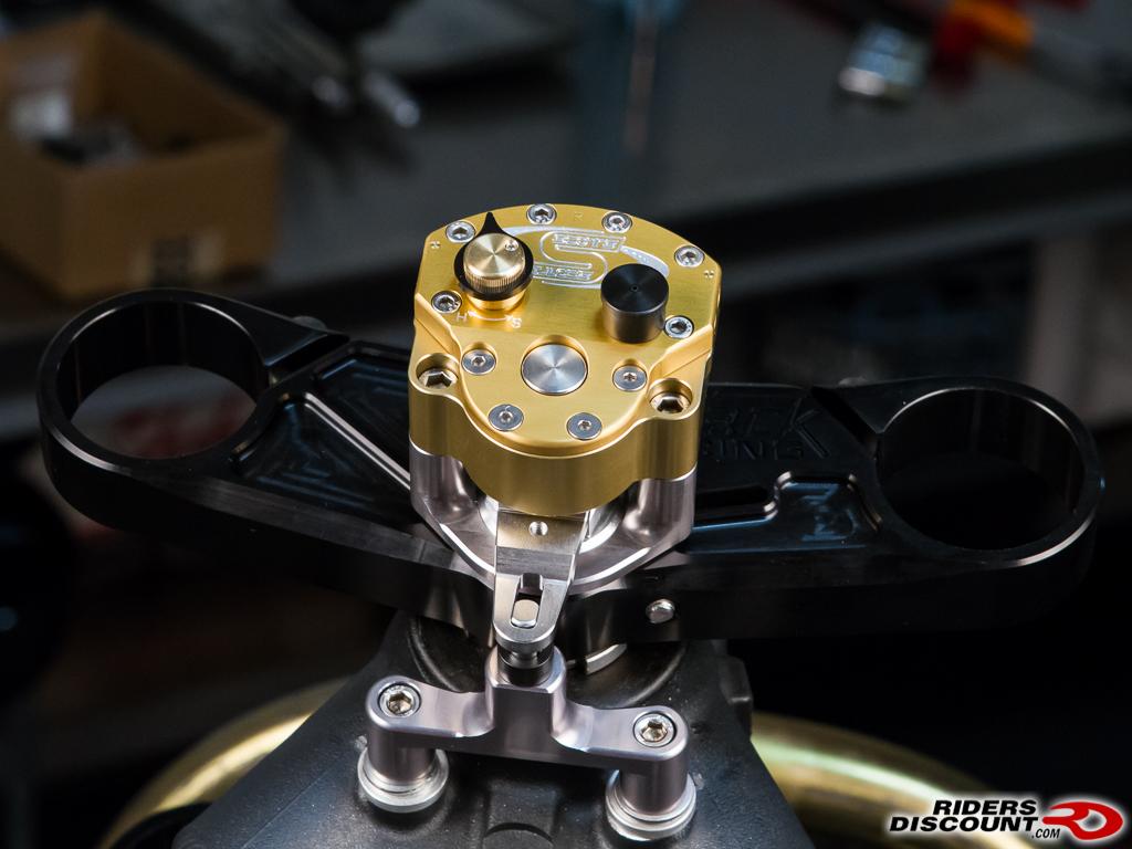 Best Steering Damper Yamaha R
