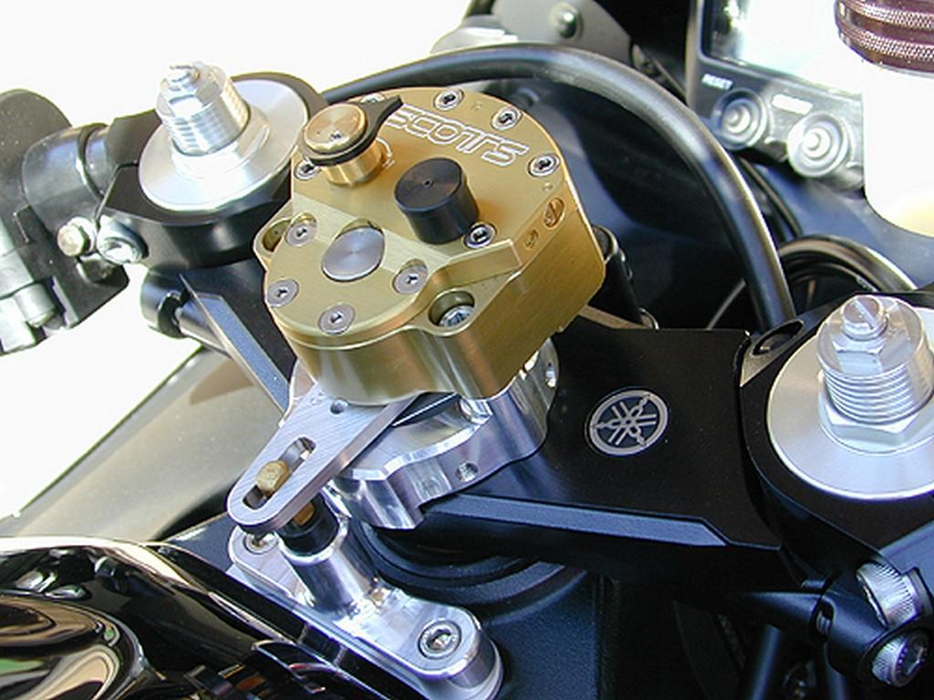 Yamaha R Steering Damper