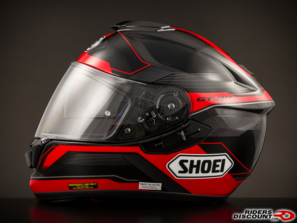 shoei gt air helmet suzuki gsx r motorcycle forums. Black Bedroom Furniture Sets. Home Design Ideas