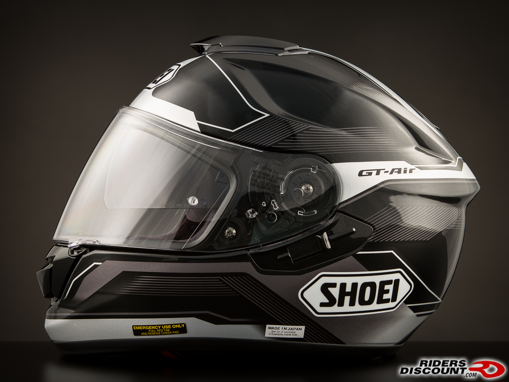 shoei gt air helmet. Black Bedroom Furniture Sets. Home Design Ideas
