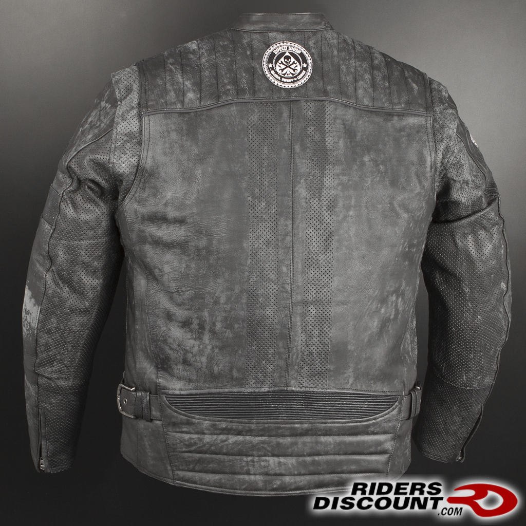 Speed and Strength Speed Shop Leather Jacket - Road Star Warrior ...