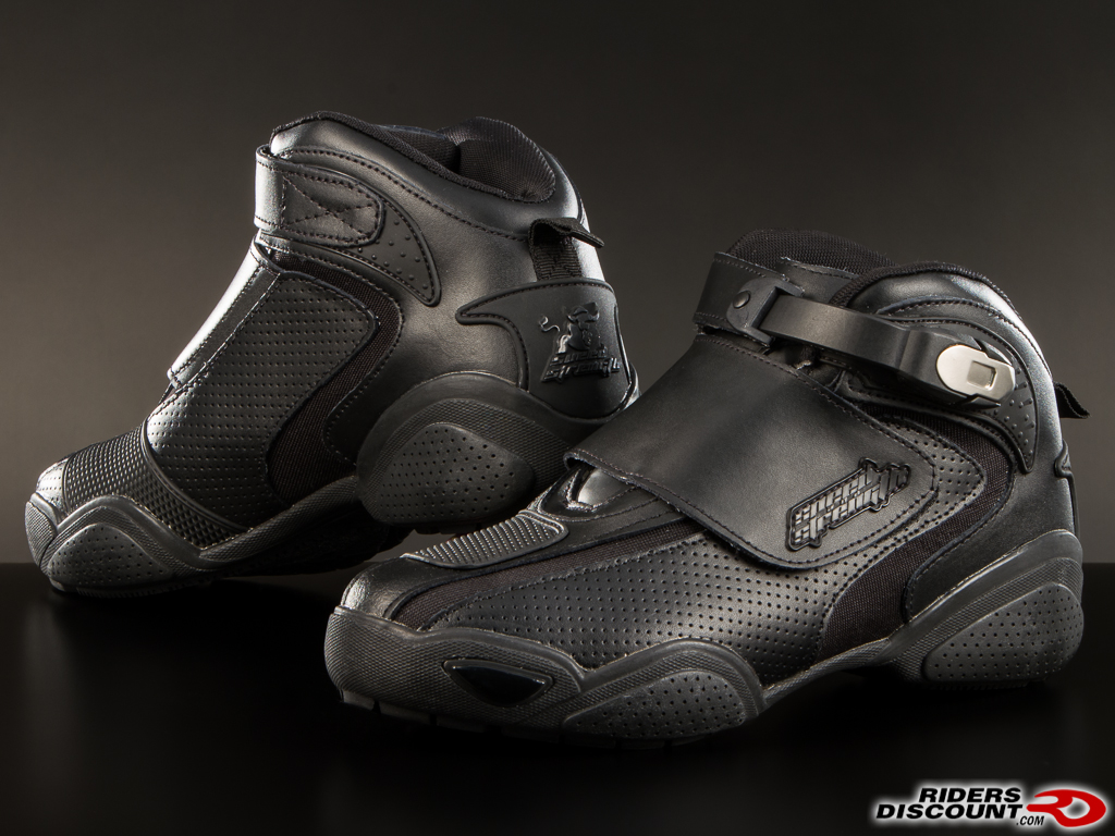 Speed & Strength Moment of Truth Riding Shoes - Can-Am ...